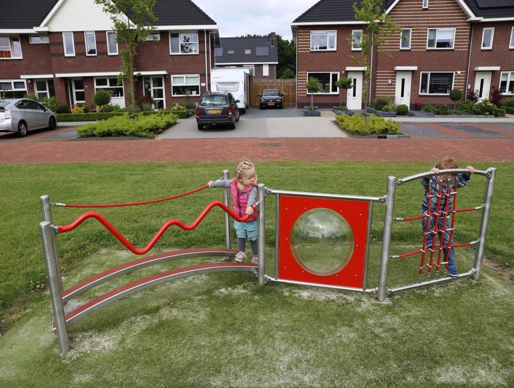 Speeltoestel Bambino Buoy van IJslander voor kinderen tot zes jaar