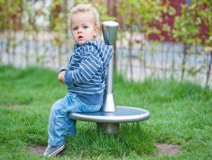 IJslander speeltoestel spinner laag