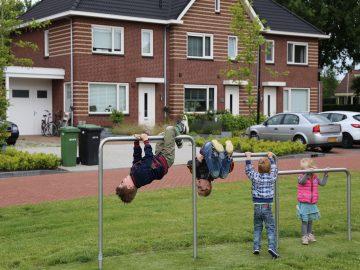 IJslander Speeltoestel Duikelrek 3-delig