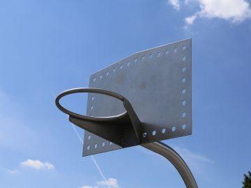 Basketbalpaal oefenmodel