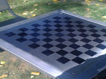 IJslander schaaktafel