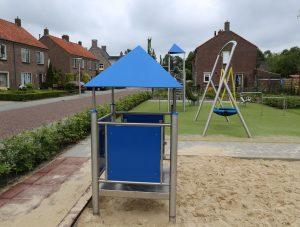 IJslander speeltoestel Kinderspeelhuisje