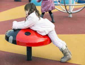 IJslander speeltoestel Ladybird uit de Bugsserie