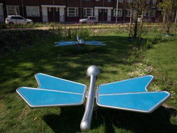 IJslander speeltoestel Dragonfly uit de Bugsserie