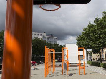 IJslander BarForz beweegtoestellen voor Calisthenics en Bootcampbeoefenaars