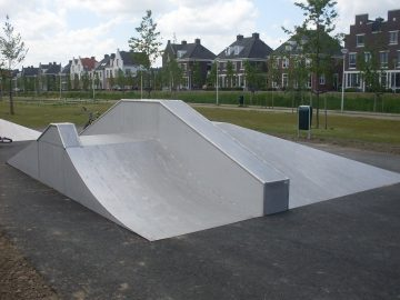 Halve Pyramide Zuiderpark
