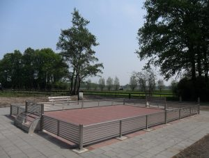 Pannafield 9×6 m