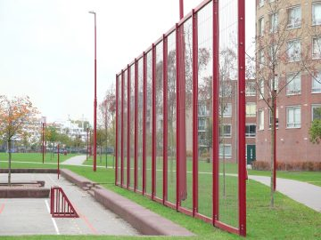 Backstop type Katendrecht