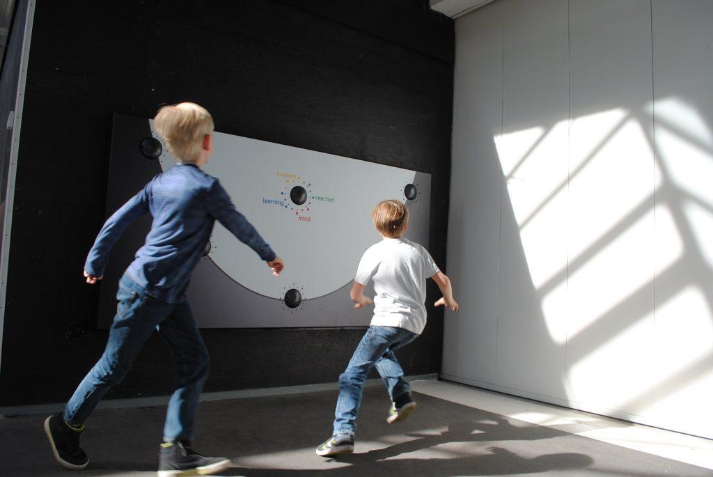 IJslander interactief speeltoestel
