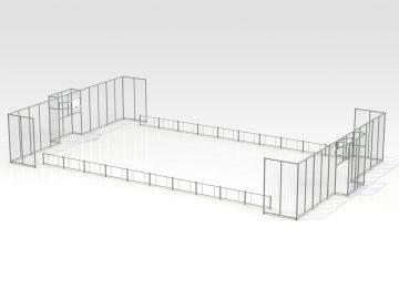 Citybox – 25 x 15,5 x 4/1m