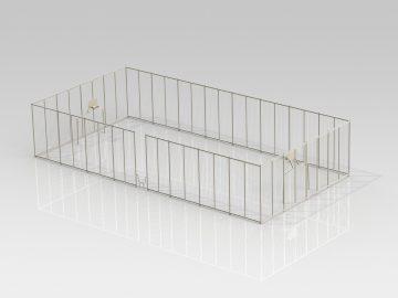 Citybox – 20 x 10 x 4m