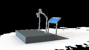 Fifty+ Doordraaier voor rolstoelgebruik