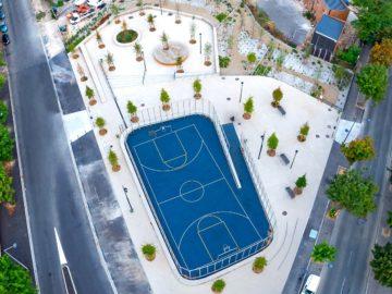 Citybox met ronde hoeken