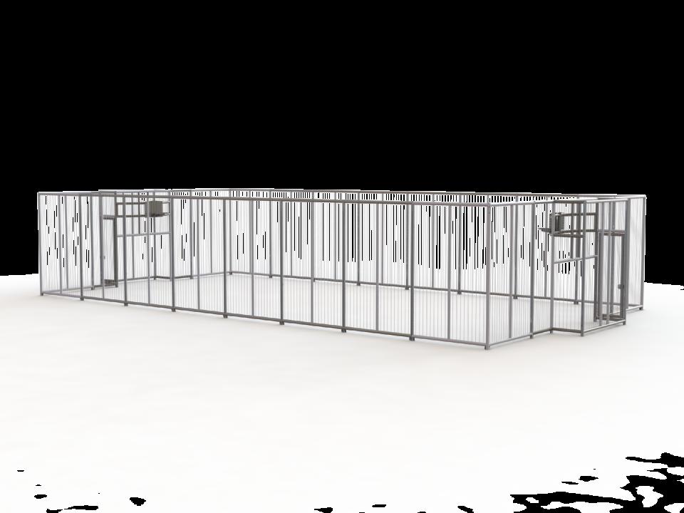 Citybox 20×10,5x4m