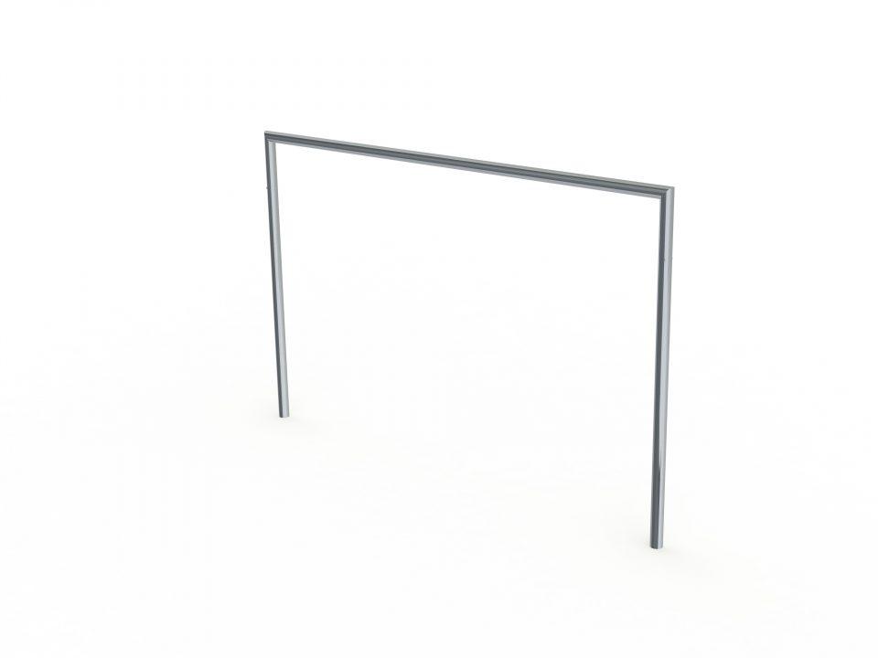 Demontabel portaaldoel 4×2.5 m