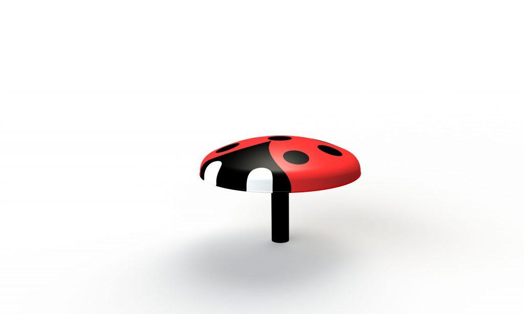 Ladybird speeltoestel