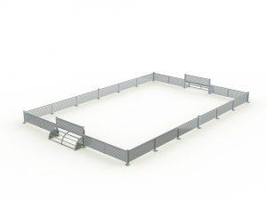 4003-01 Pannaveld 9x6 m