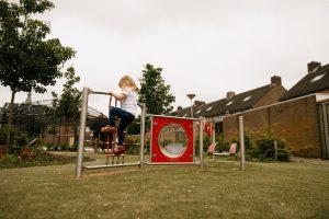 RVS-speeltoestel-speeltuin