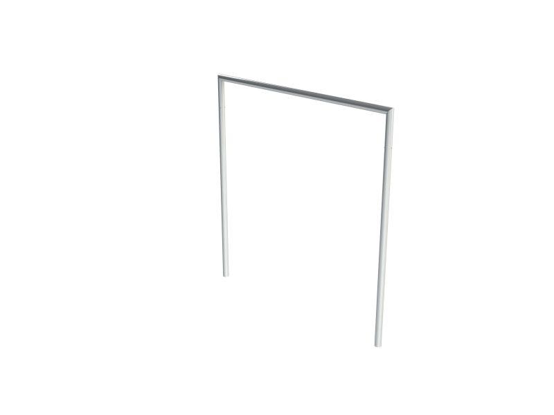 Demontabel portaaldoel 3 x 2 m