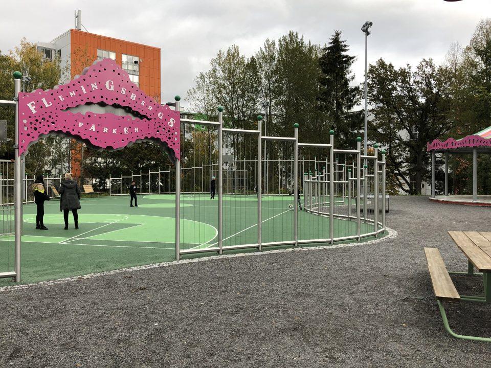 Citybox Flemingsberg Park